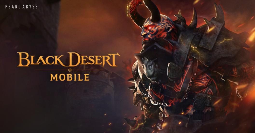 Black Desert Mobile: Nova região é anunciada! - The Game Times