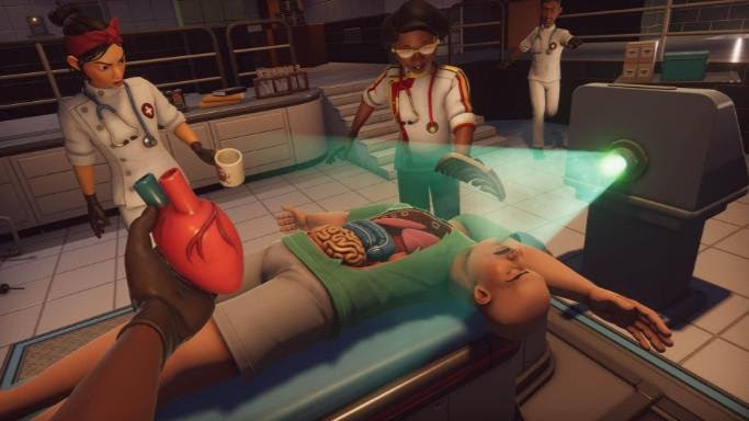 Surgeon Simulator 2 - 27 de agosto