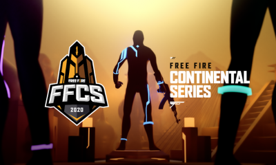 Free Fire Continental Series (FFCS)