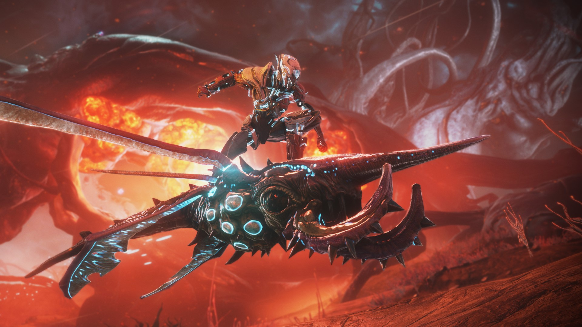 Warframe: Heart of Deimos