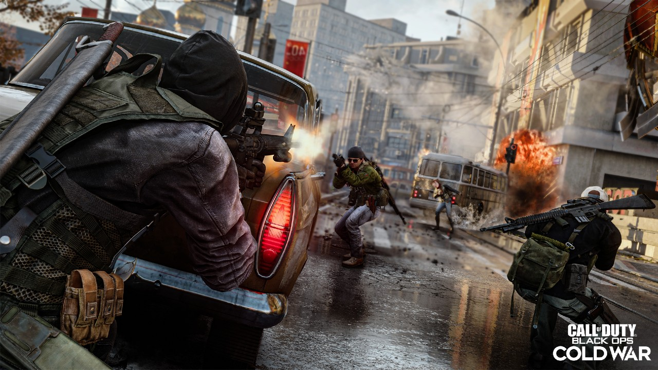 Call of Duty: Black Ops Cold War – Modo Multiplayer