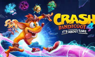 Demo de Crash Bandicoot 4