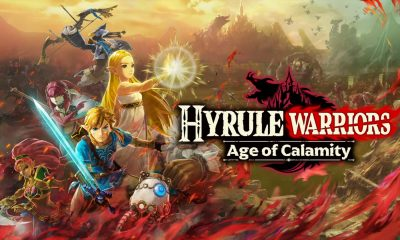 HyruleWarriors: Age of Calamity