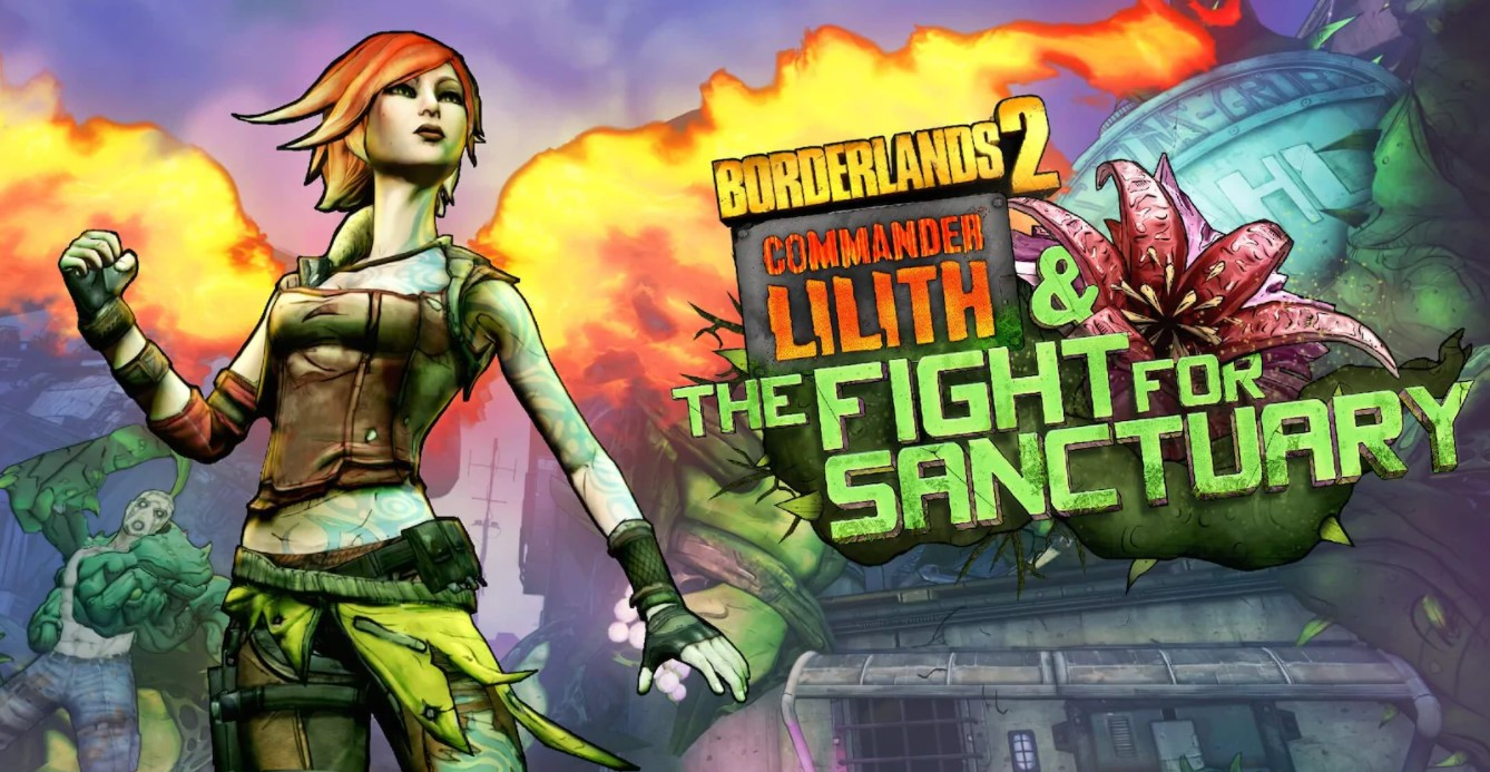Commander Lilith & The Fight For Sanctuary