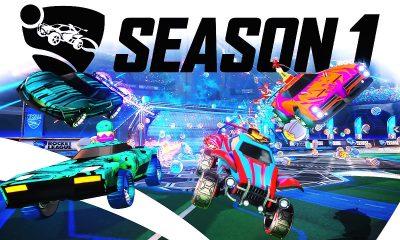 primeira temporada de Rocket League