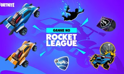 Rocket League e Fortnite