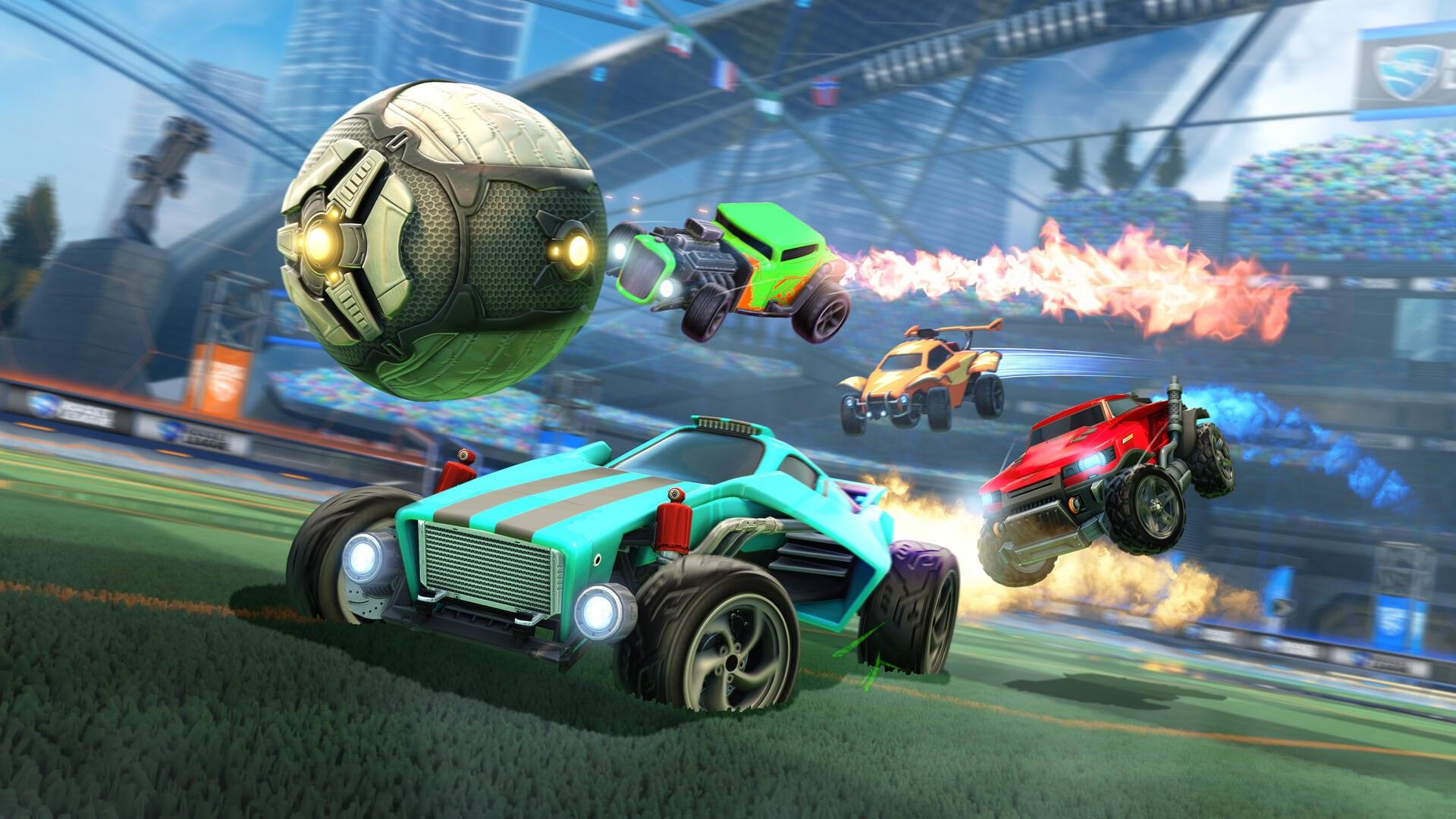 Rocket Free-to-Play