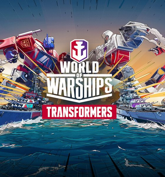 World of Warships: Transformers