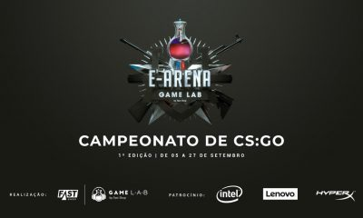 E-Arena Game Lab