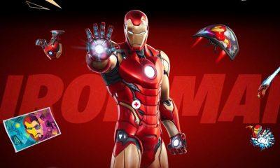 Fortnite: Como completar os desafios de Tony Stark