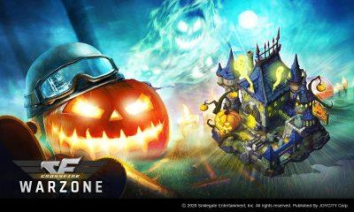 Dia das Bruxas chega ao Crossfire: Warzone
