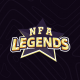 NFA LEGENDS avança para semifinais com 18 times classificados