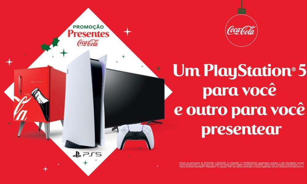 PlayStation e Coca-Cola