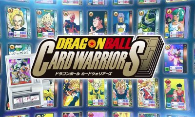 Dragon Ball Card Warriors