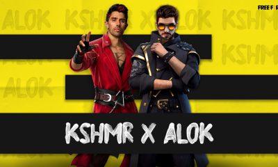 Alok e KSHMR irão se enfrentar no Free Fire com transmissão ao vivo