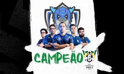 Falkol é a campeã do Campeonato Brasileiro de Rainbow Six série B