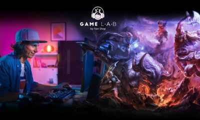 E-Arena Game Lab da Fast Shop