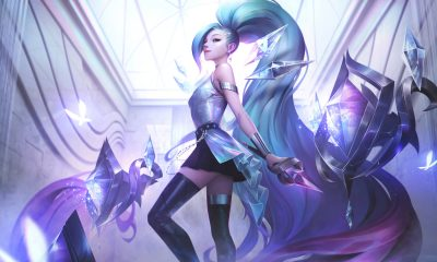 Seraphine K/DA ALL OUT