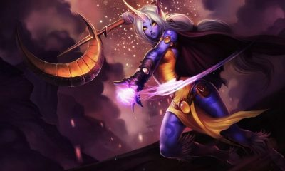 Legends of Runeterra Soraka