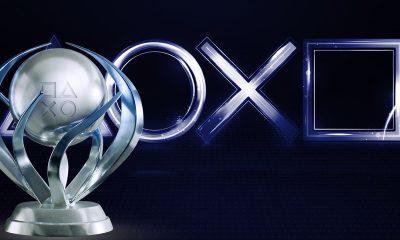 O novo sistema de troféus do PlayStation