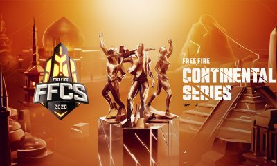 Free Fire Continental Series