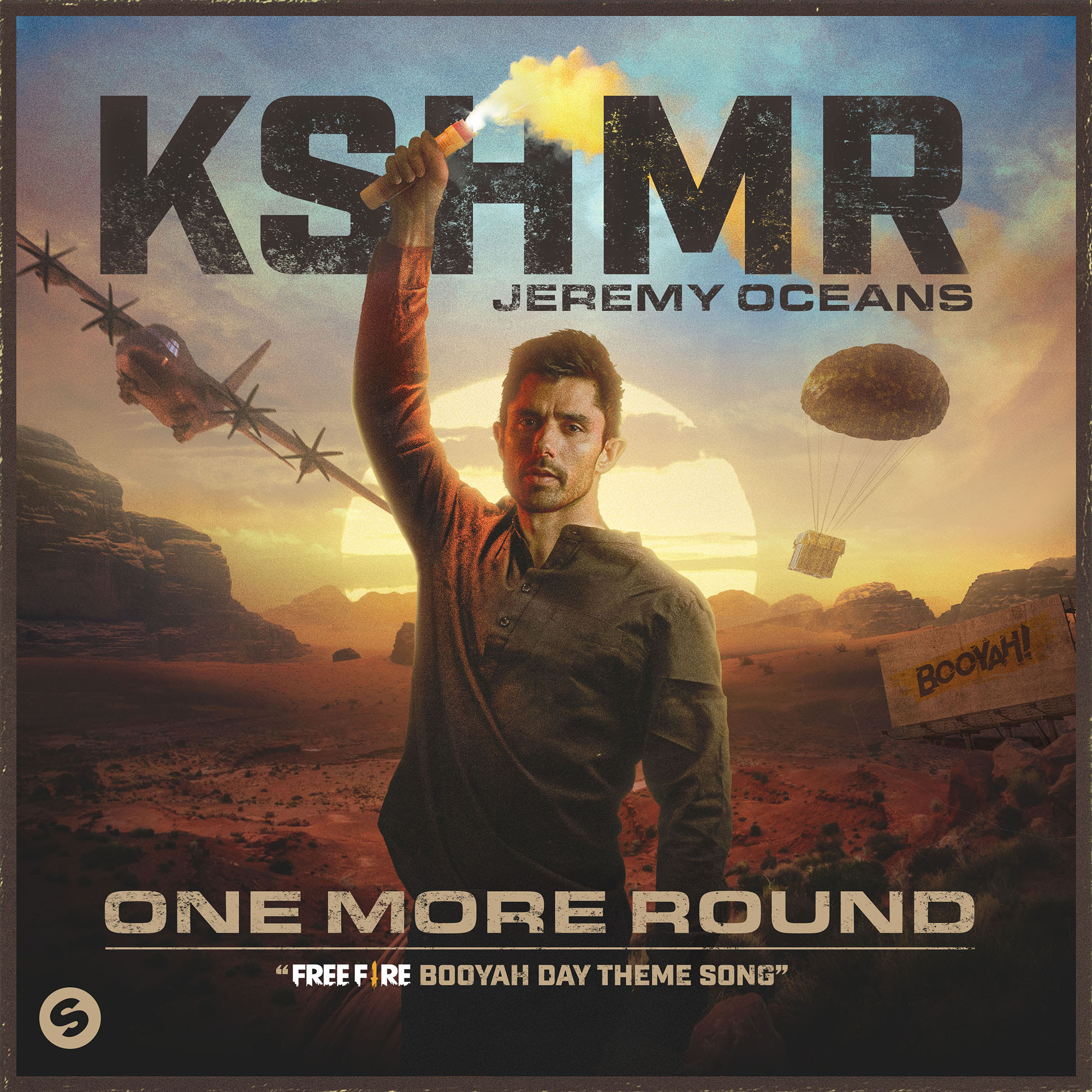 'One More Round (música tema do evento Free Fire Booyah Day)'