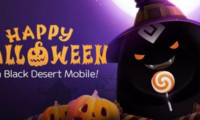 Black Desert Mobile Halloween