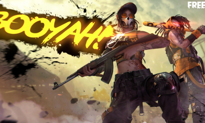 Free Fire: Evento Dia do Booyah!