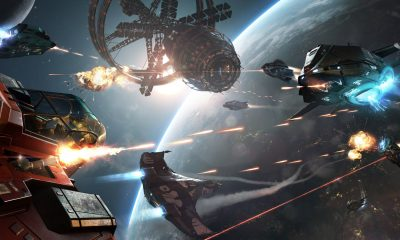 Elite Dangerous e The World Next Door estão gratuito na Epic Games Store