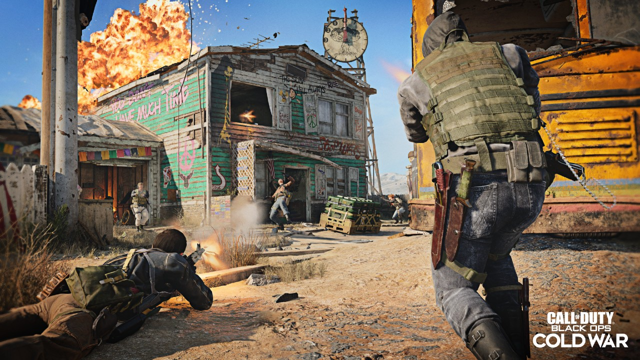 Mapa Nuketown '84 é anunciado em Call of Duty: Black Ops Cold War