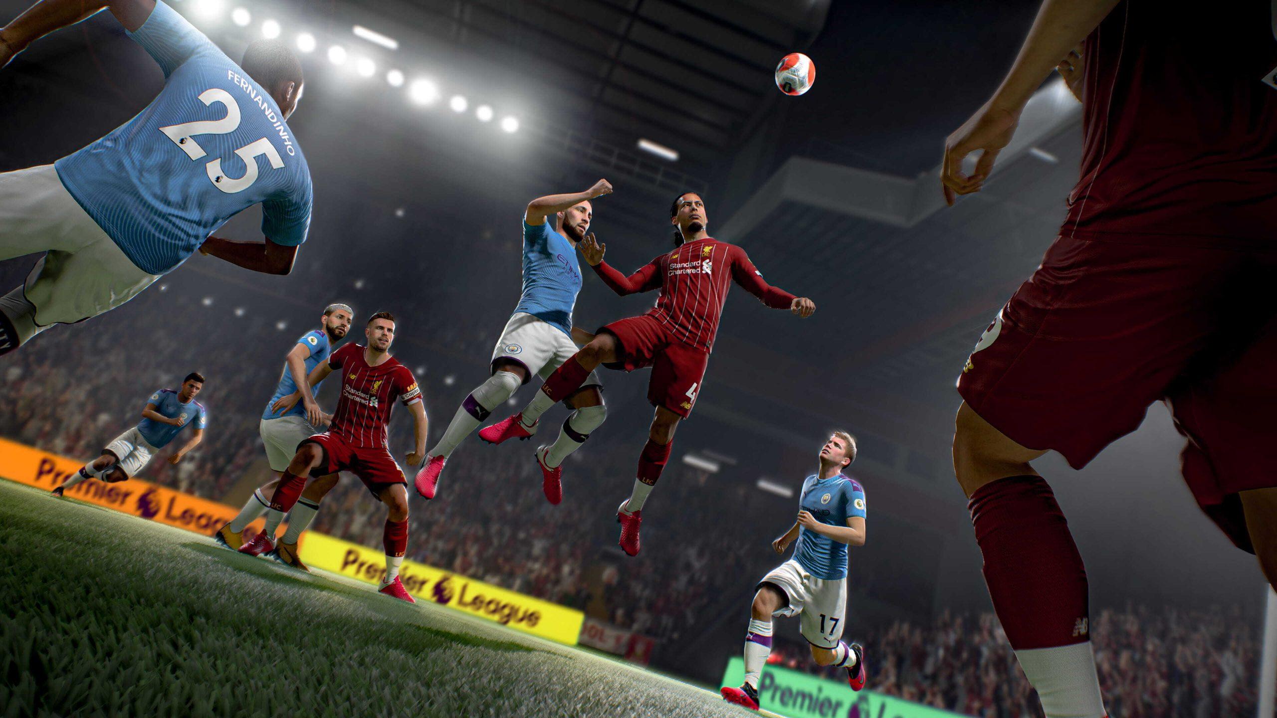 FIFA 21 e Madden NFL 21 Next-Gen