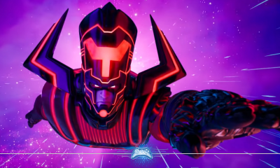 Fortnite: Evento com Galactus