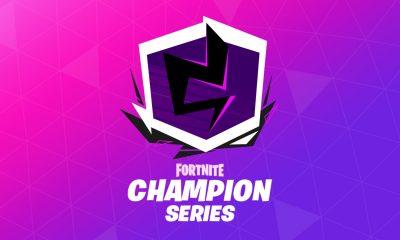 Fortnite Championship Series (FNCS) da Temporada 4.