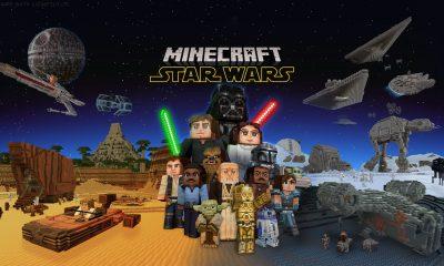 STAR WARS + Minecraft