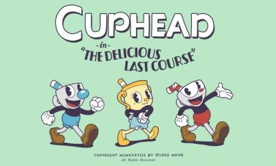 Cuphead: The Last Delicious Course