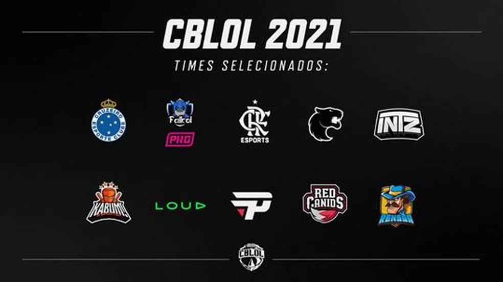 CBLoL 2021