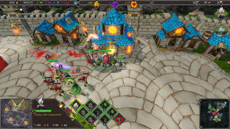 Dungeons 3 é o novo jogo gratuito da Epic Games Store