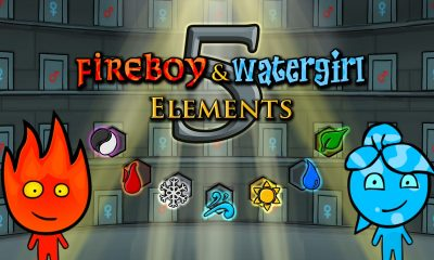 Friv Fireboy and Water Girl