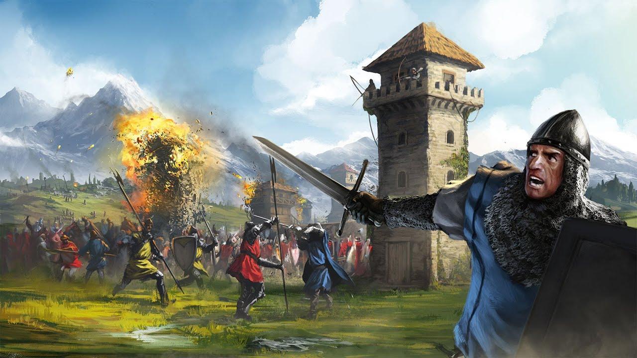 Battle Royale em Age of Empires