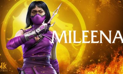 Mileena Mortal Kombat 11