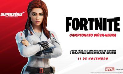 Fortnite: Campeonato da Viúva Negra