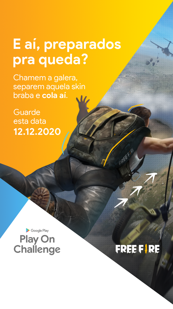 Play On Challenge Free Fire