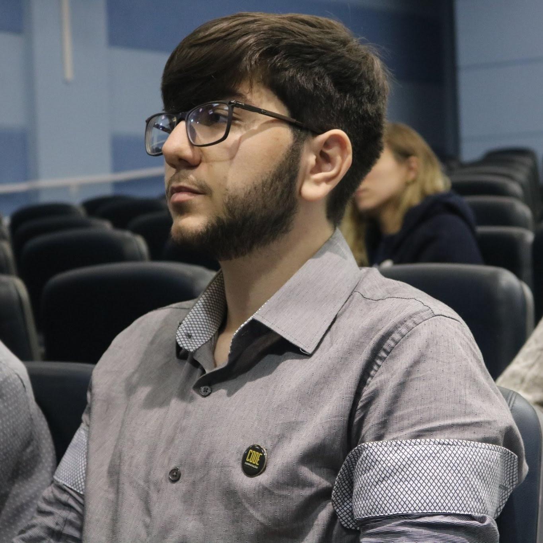 Lucas 'Päce' Ribeiro