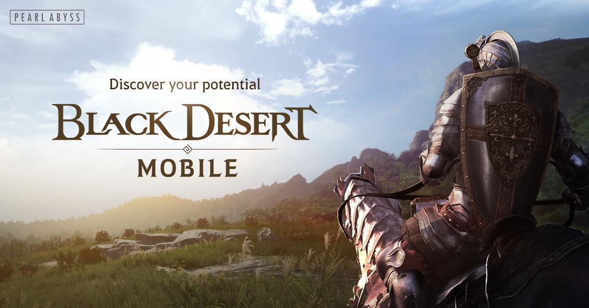 Black Desert Mobile: Expansão Grande Deserto