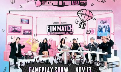 "PUBG MOBILE: BLACKPINK anuncia a live ""FUN MATCH"" com gameplay"