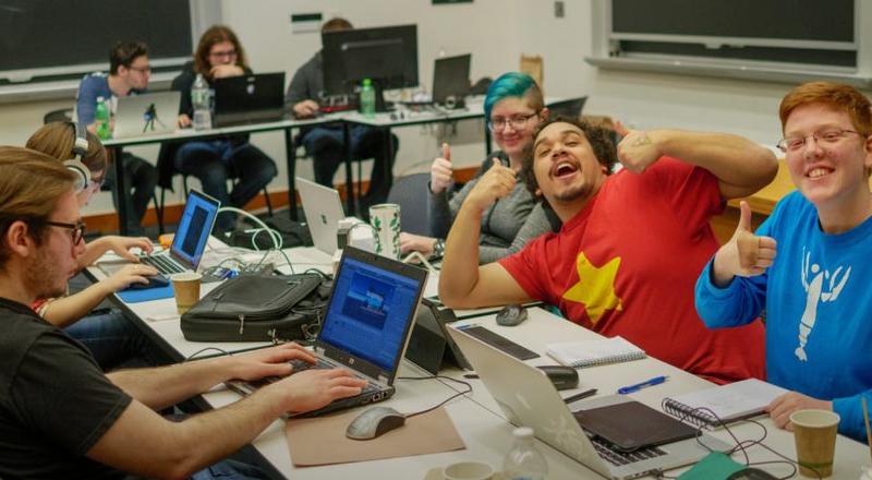 Reprodução: Game Jam no MIT, 2019