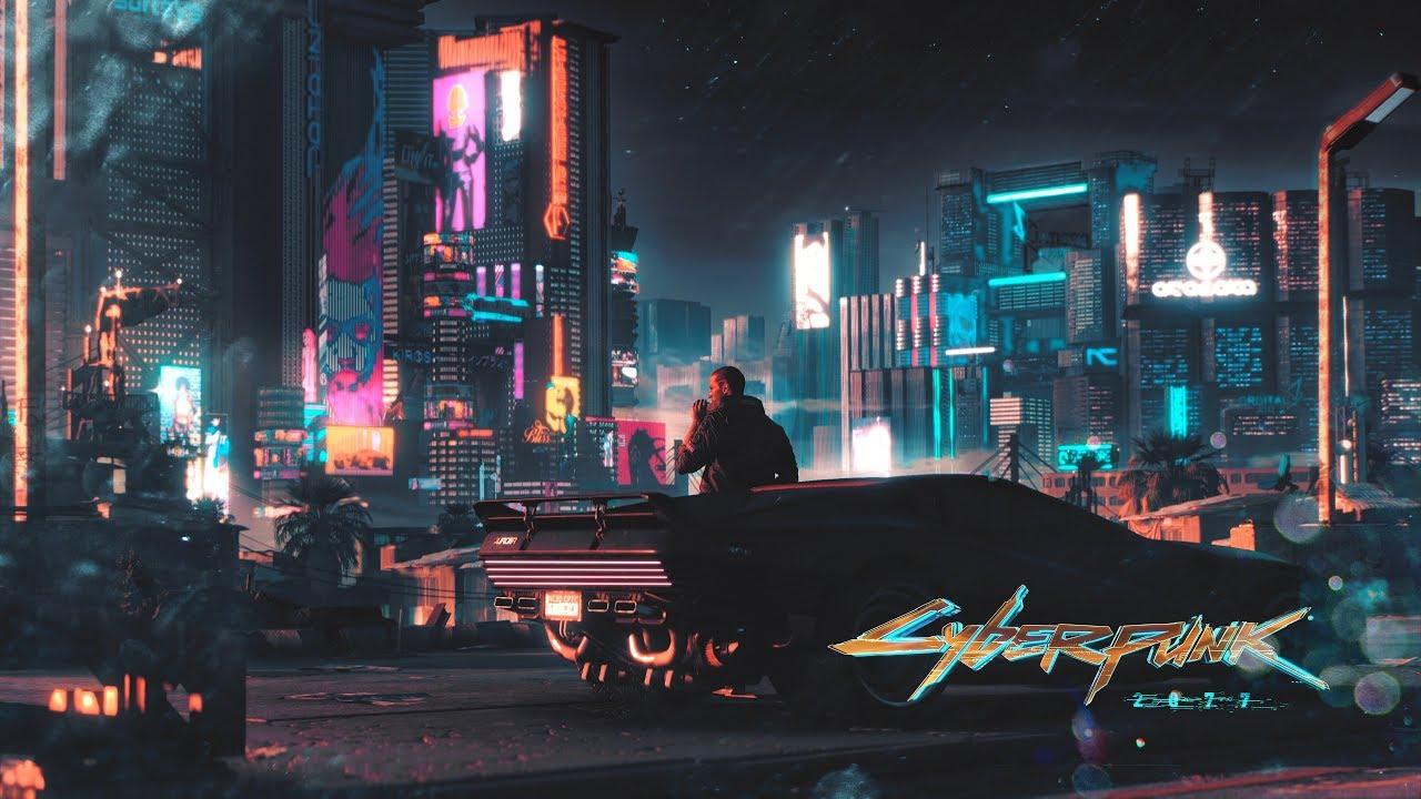 Night City de CYberpunk 2077