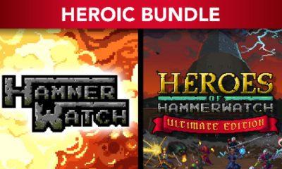 Hammerwatch: Heroic Bundle