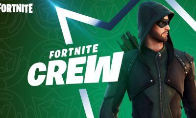 Arqueiro Verde em Fortnite