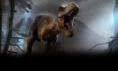 Jurassic World Evolution de graça